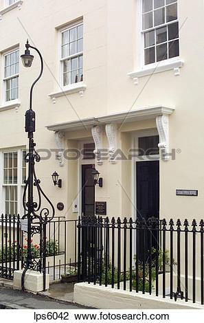 Stock Photo of HAUTEVILLE FAIRY FIRST HOUSE OF VICTOR HUGO.