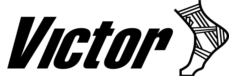 Victor logo.