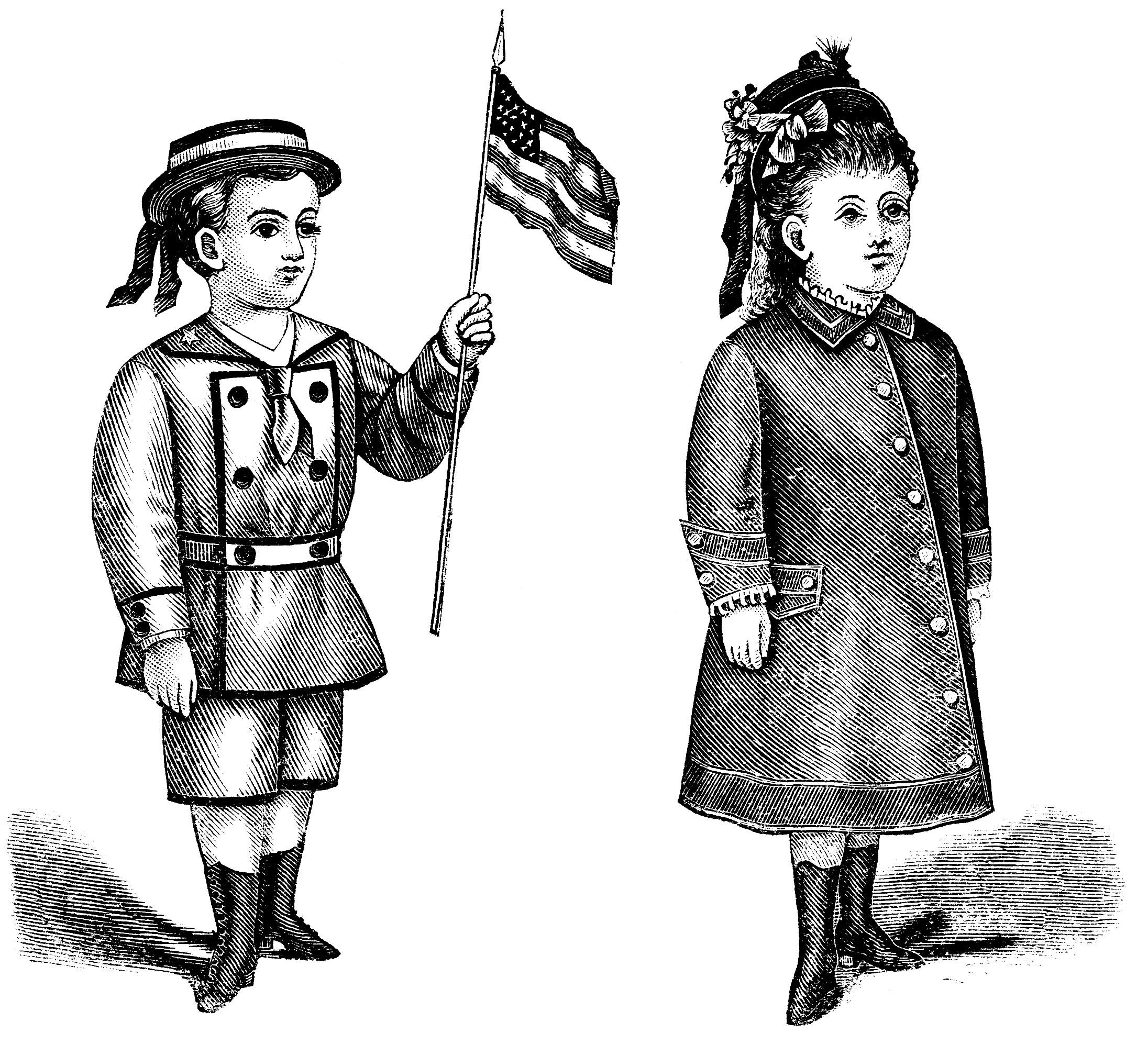 Free Victorian Children Pictures, Download Free Clip Art.