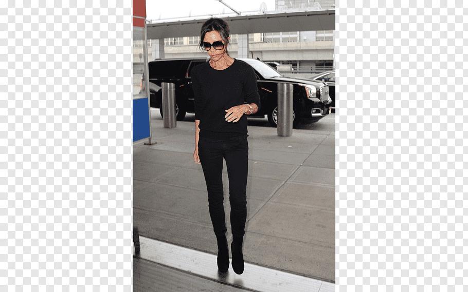 Jeans Shoulder Fashion T.