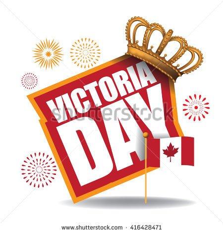 Victoria day clipart free.
