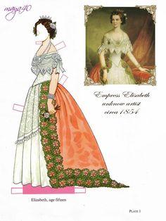EMPRESS ELISABETH Empress.
