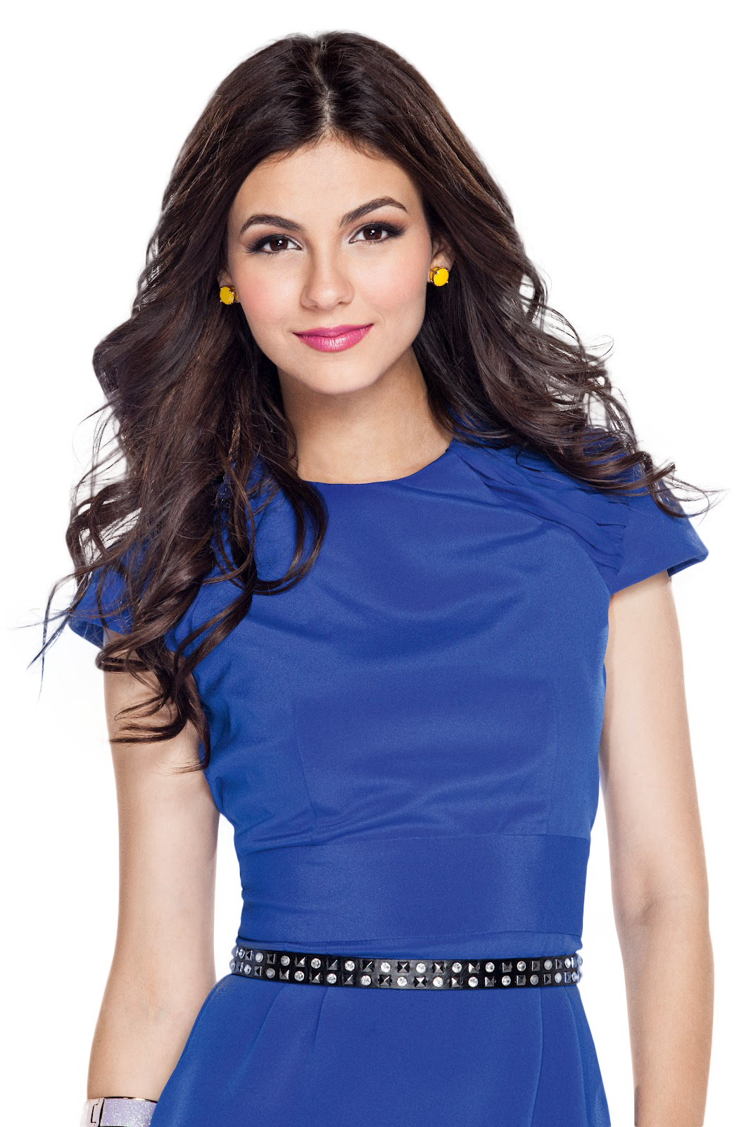 Victoria Justice Free PNG Image.