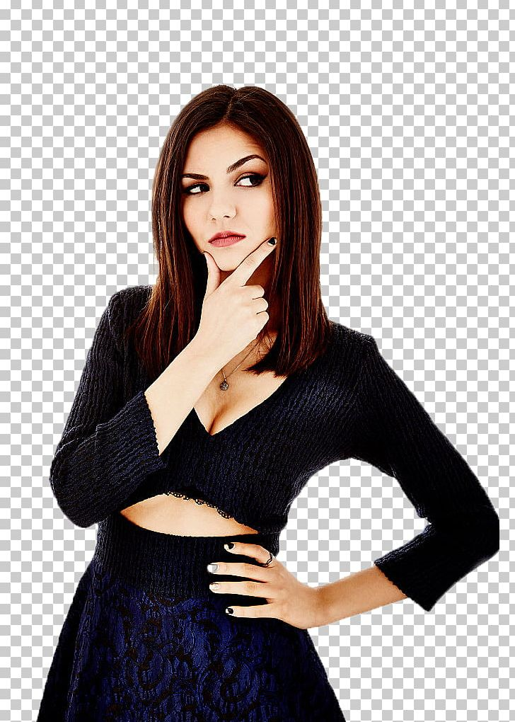 Victoria Justice Victorious Photo Shoot Musician PNG.