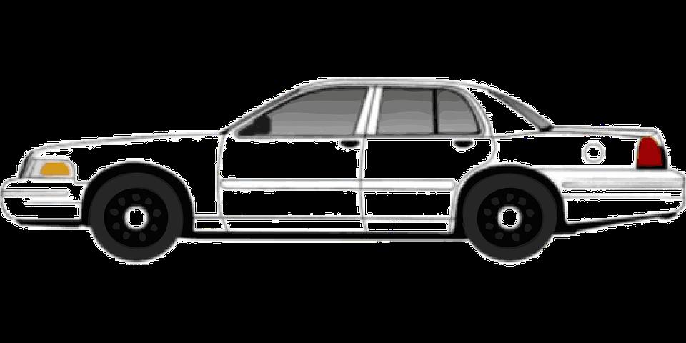 Free vector graphic: Victoria Police Car, Car.