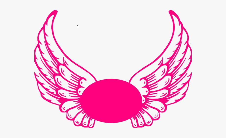 Victoria\'s Secret Wings Logo, Cliparts & Cartoons.