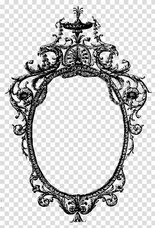 Frames Victorian era Estilo victoriano, style transparent.