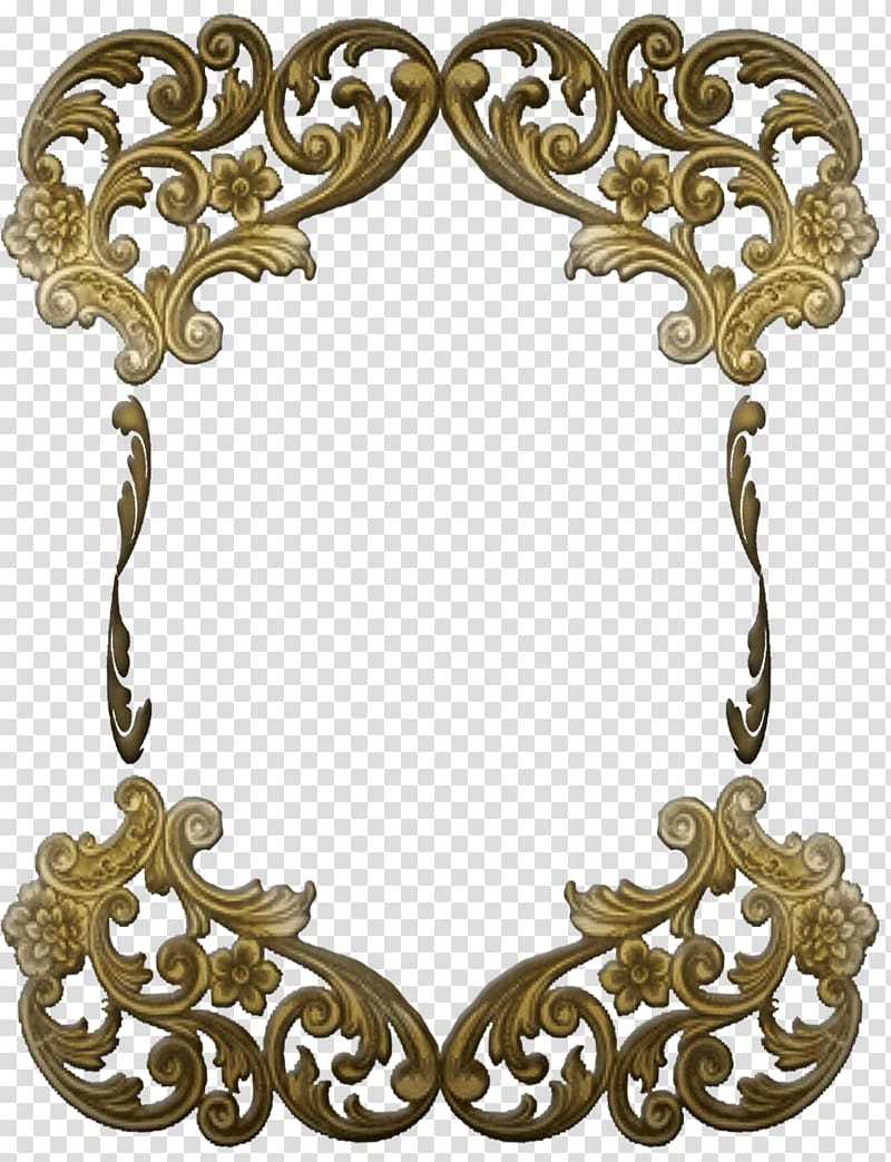 Victorian era Frames , gothic transparent background PNG.