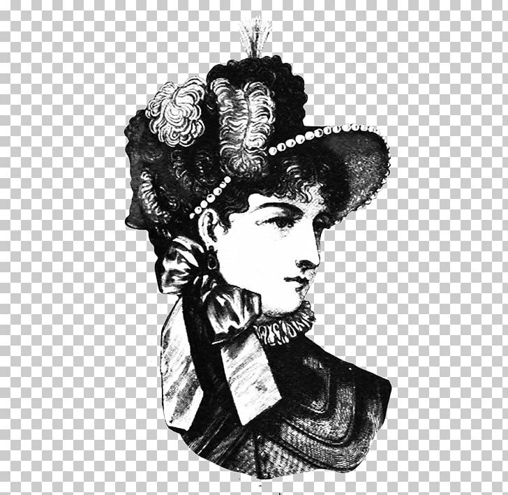 Victorian era Bonnet Hat Headgear Fashion, Hat PNG clipart.