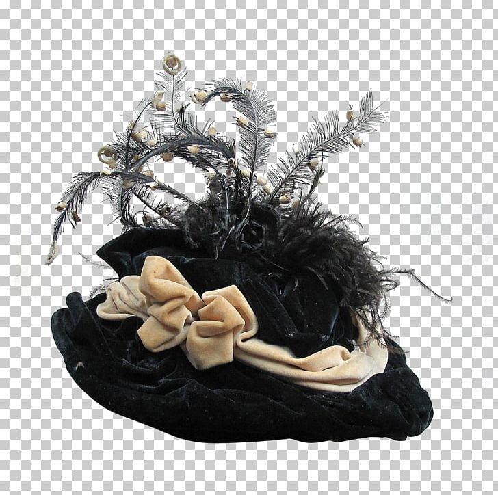 Victorian Era Party Hat Bonnet Fascinator PNG, Clipart.
