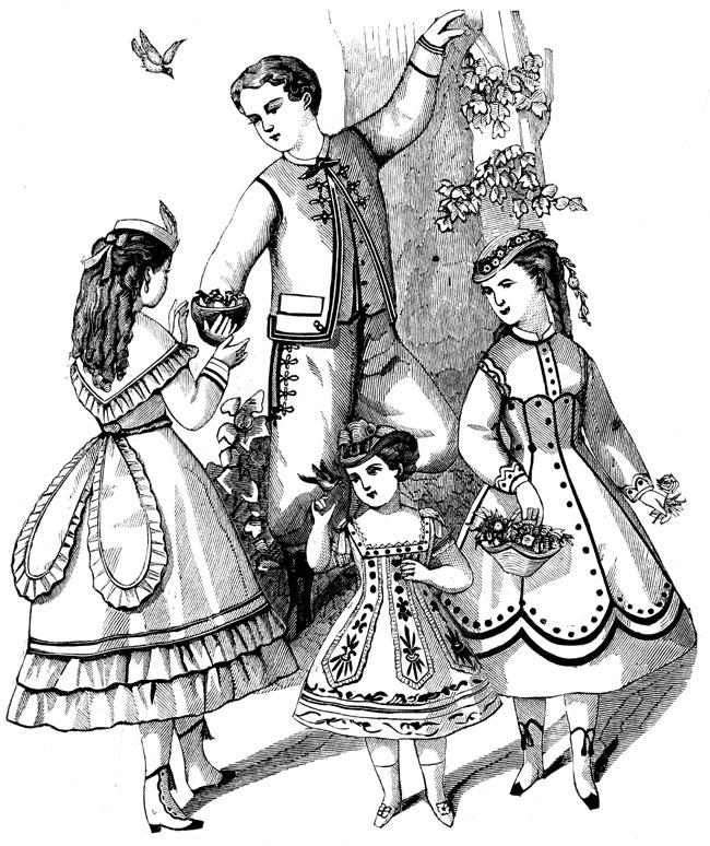 Free Victorian Children Pictures, Download Free Clip Art.