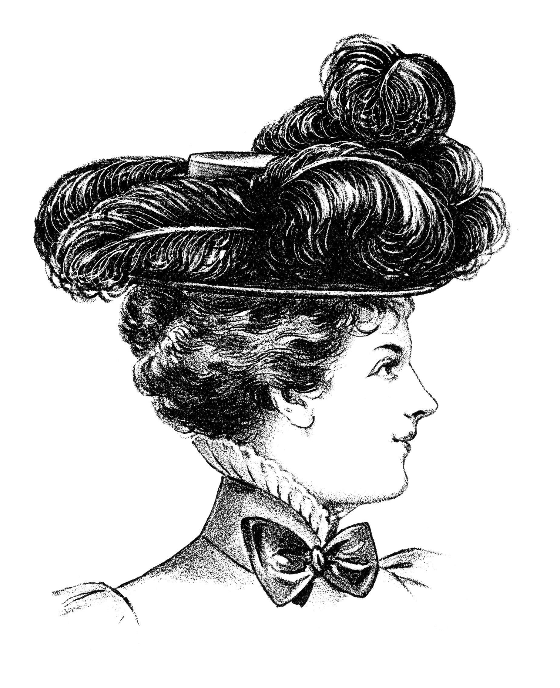 Victorian Clipart.