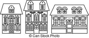 Victorian building Clipart Vector Graphics. 1,297 Victorian.