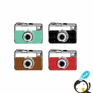 Free Vintage Camera Cliparts, Download Free Clip Art, Free.