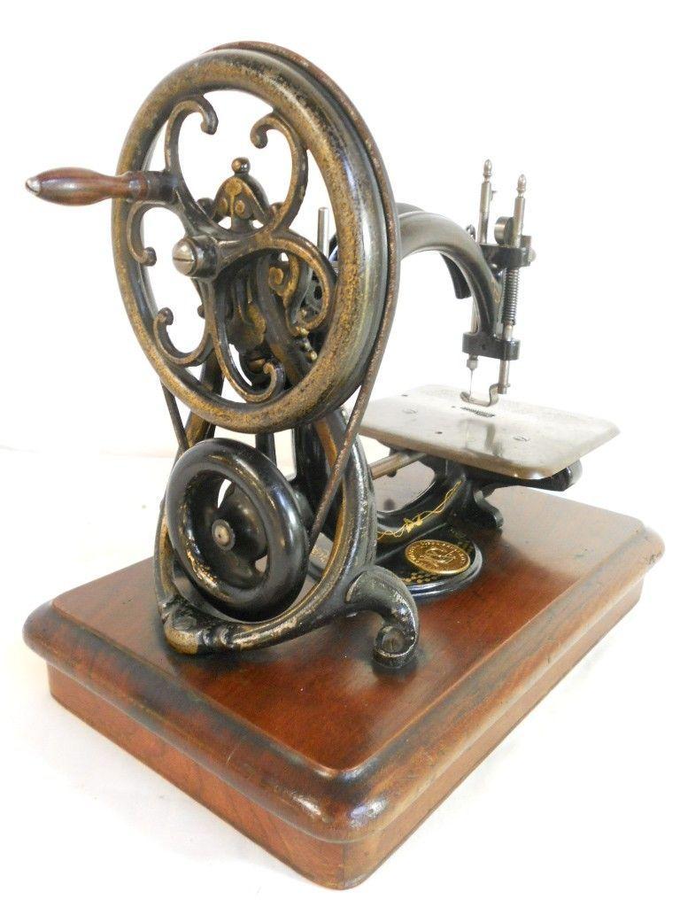 Victorian crank, victorian crank Photo puzzle 2019.