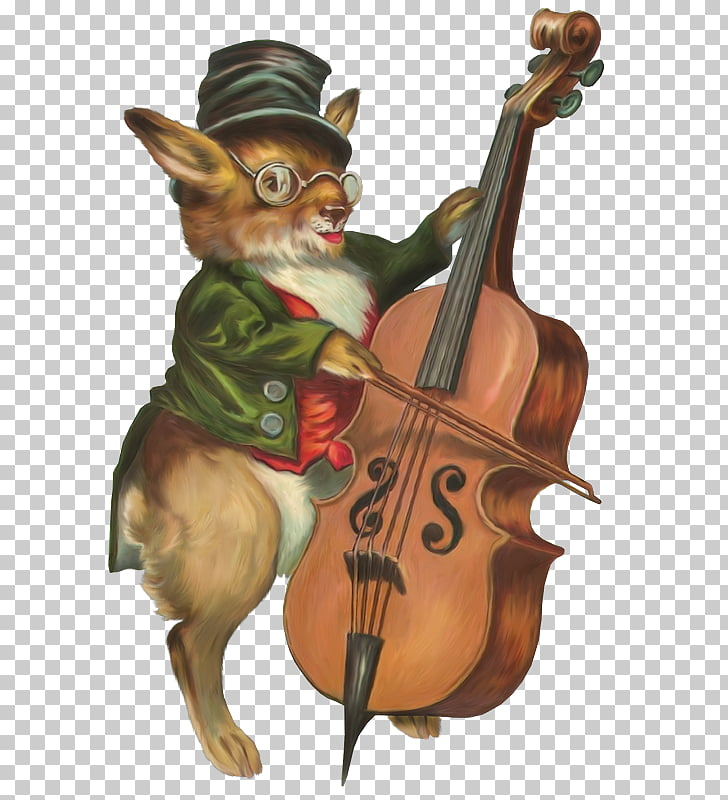 Cello Violin Bokmärke Victorian era, violin PNG clipart.