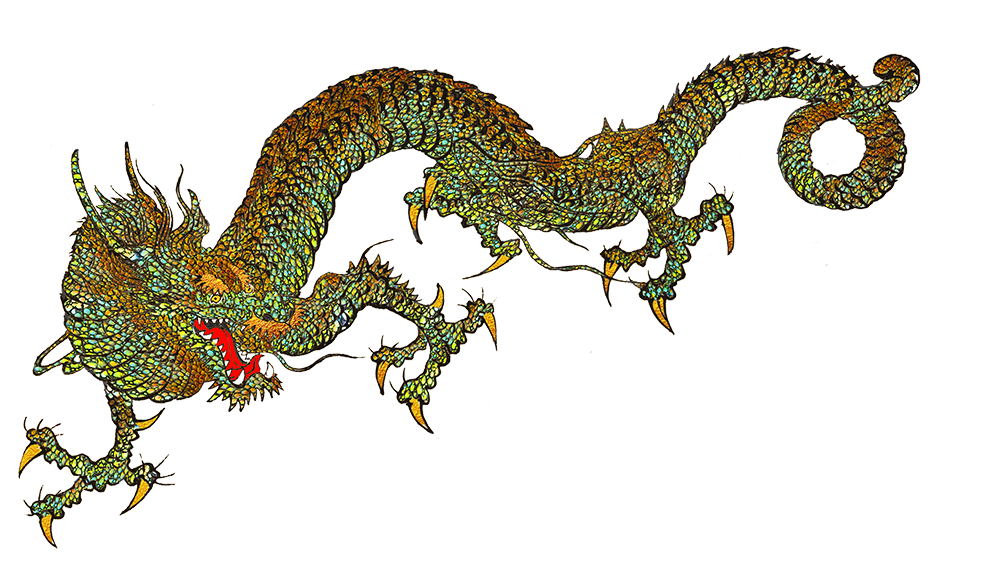 Dragon clipart victorian, Dragon victorian Transparent FREE.