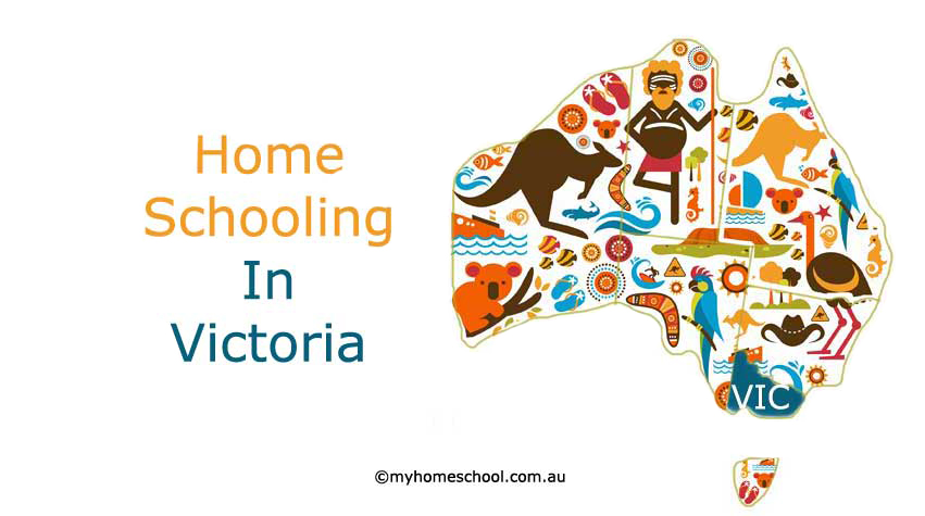 Homeschooling in Victoria.