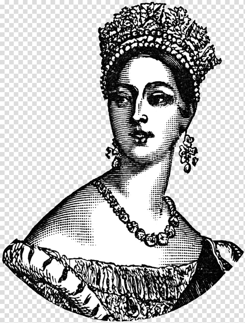 Queen Victoria Victorian era , queen transparent background.