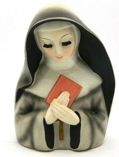 90 Best Nun Figurines images.