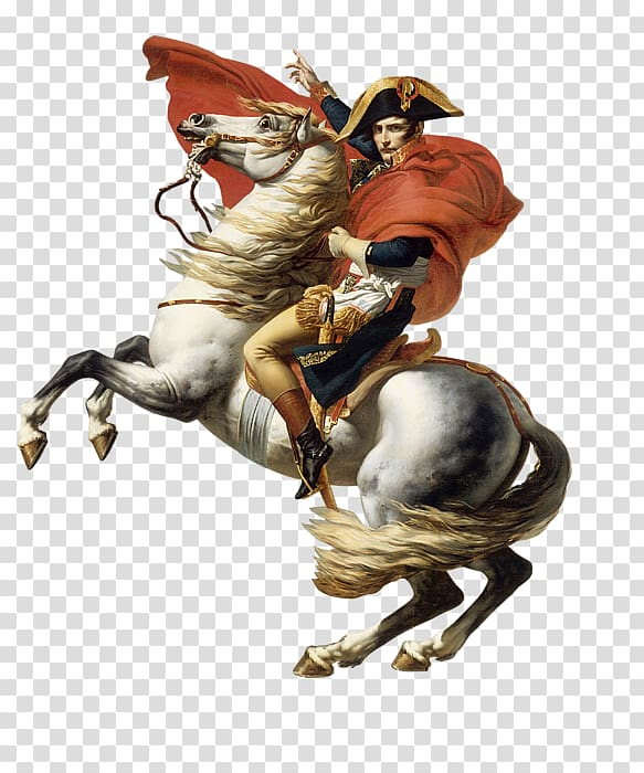 Napoleon Crossing the Alps France French campaign in Egypt.