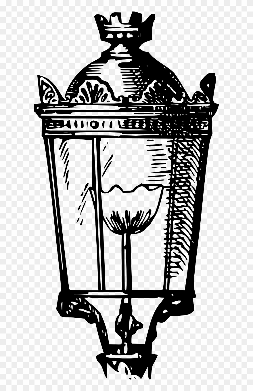 Victorian Clipart Lantern.