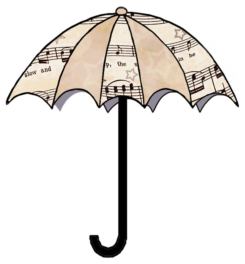 artbyjean clip art umbrella.