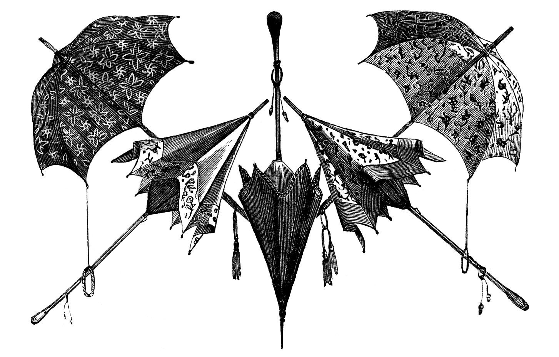 Free Vintage Umbrella Cliparts, Download Free Clip Art, Free.