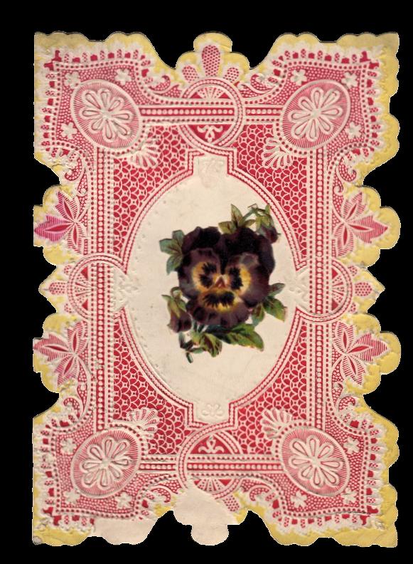 Victorian Valentine.