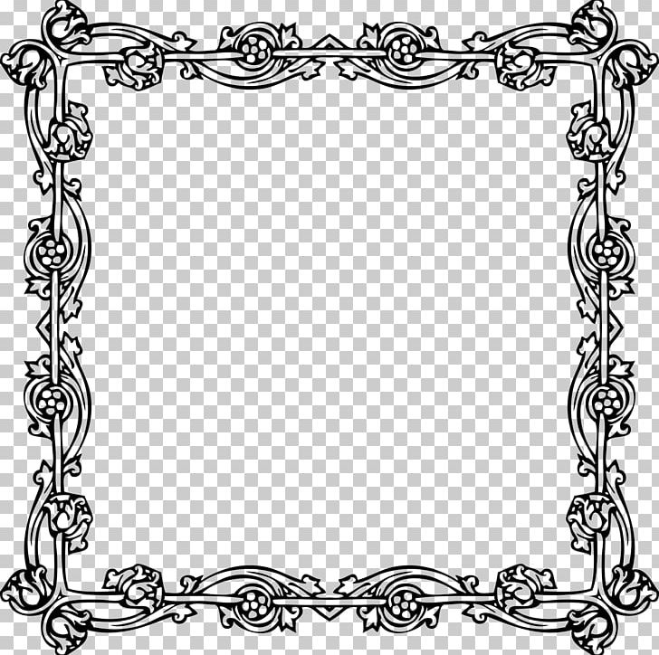 Victorian Era Borders And Frames Frames PNG, Clipart, Area.