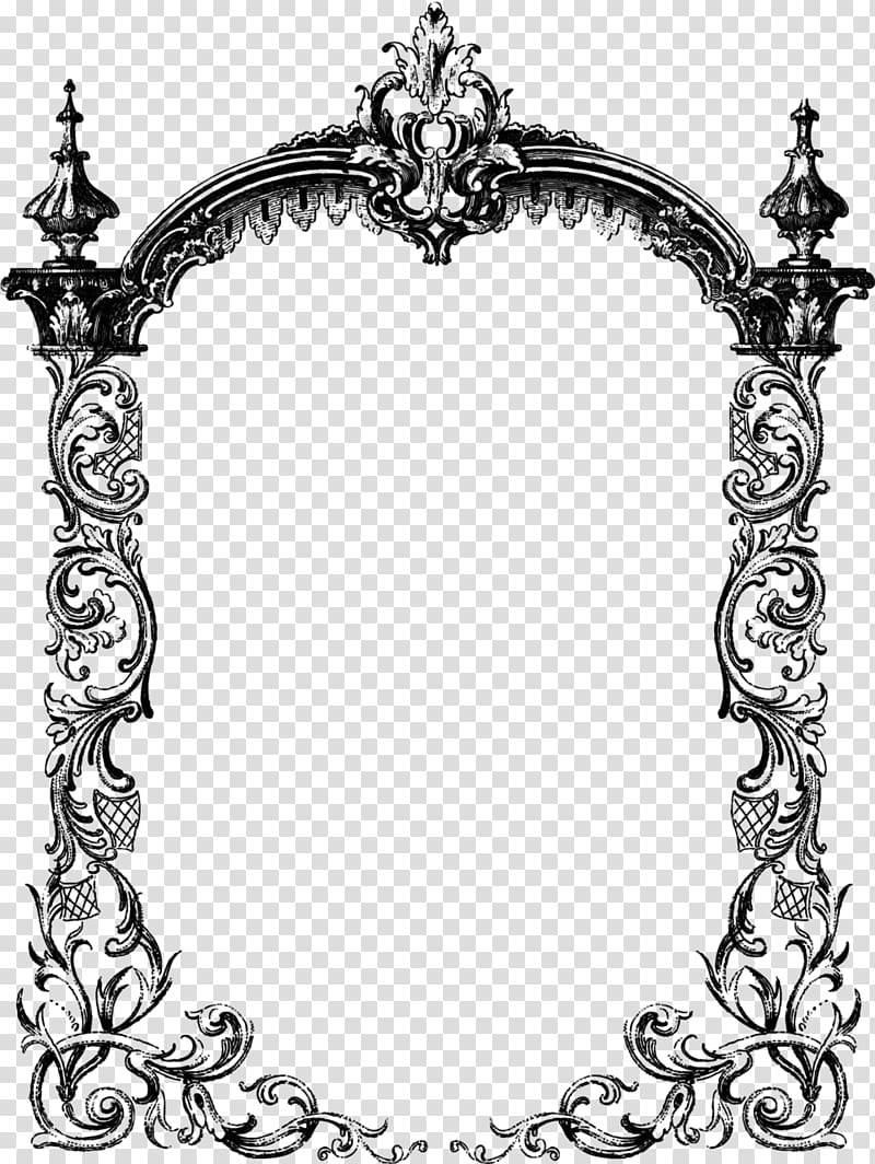 Borders and Frames Frames 200 Victorian Fretwork Designs.