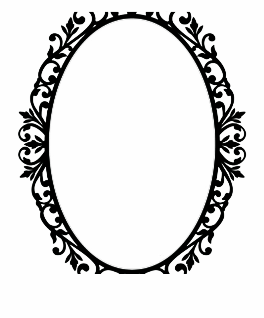 Free Oval Clipart Black And White, Download Free Clip Art.
