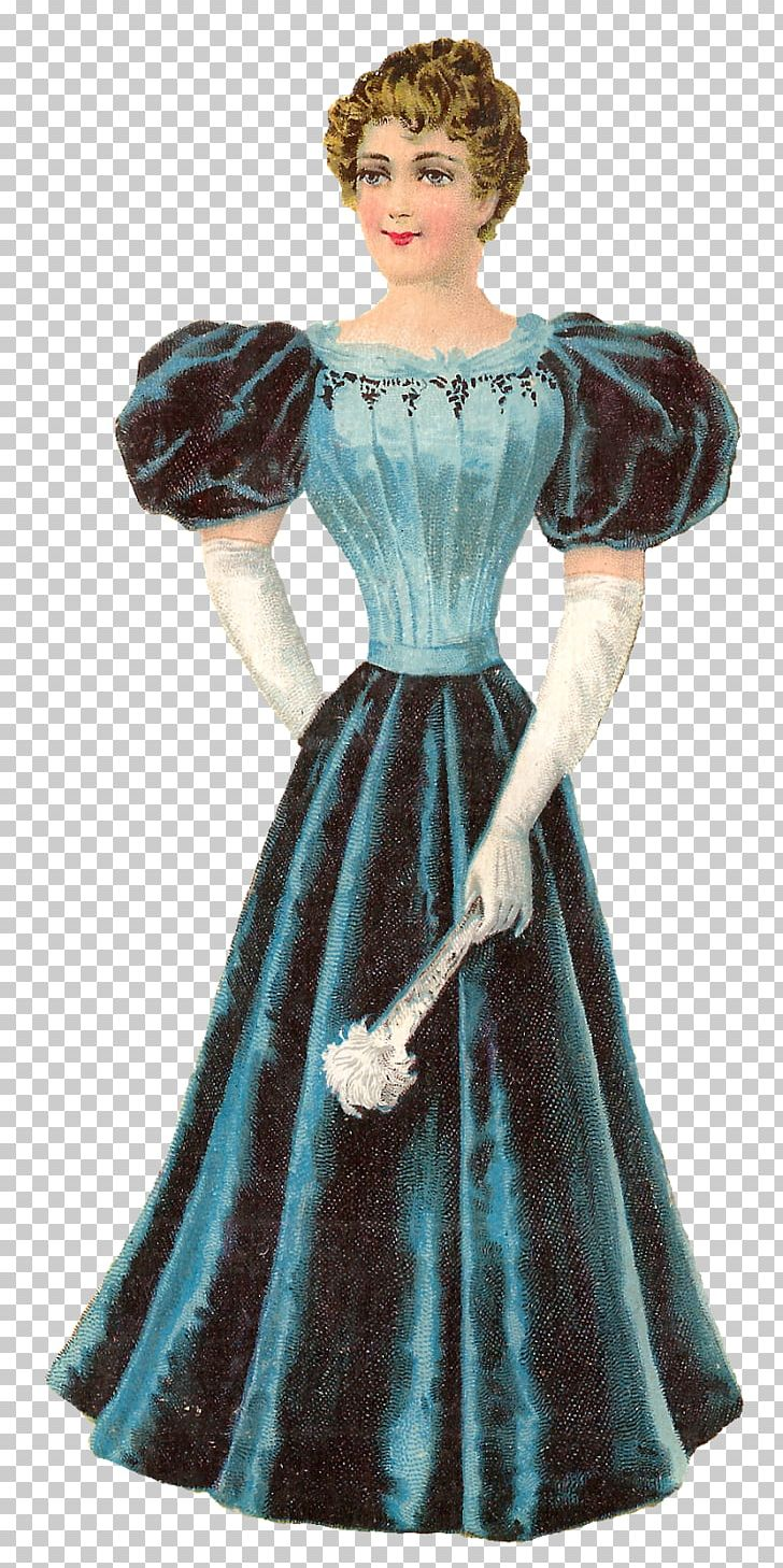 Victorian Era Dress Clothing Victorian Fashion PNG, Clipart.