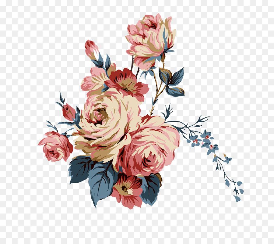 Victorian Flower Png & Free Victorian Flower.png Transparent.