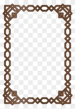 Free PNG Victorian Frame Clip Art Download.