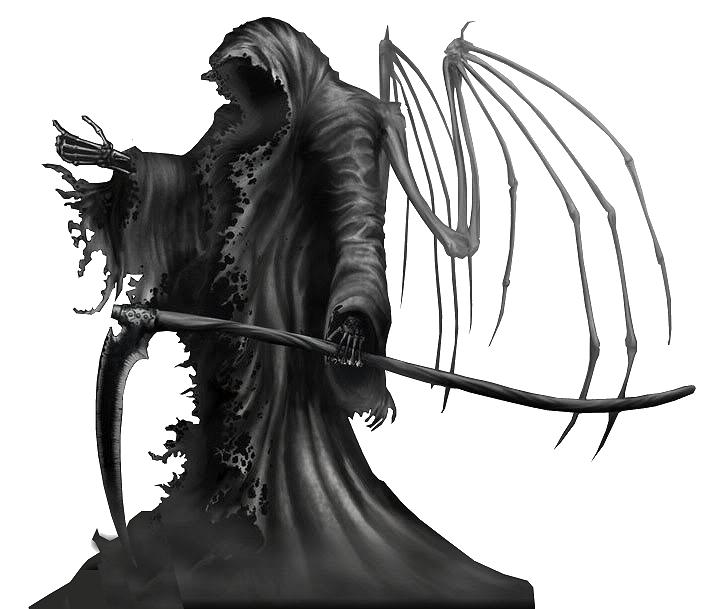 Download Grim Reaper Clipart HQ PNG Image.
