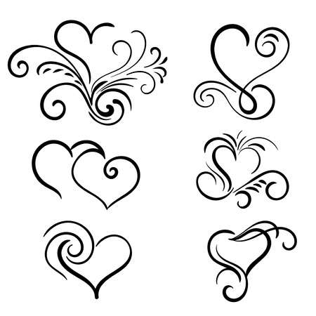 Victorian heart clipart 1 » Clipart Station.