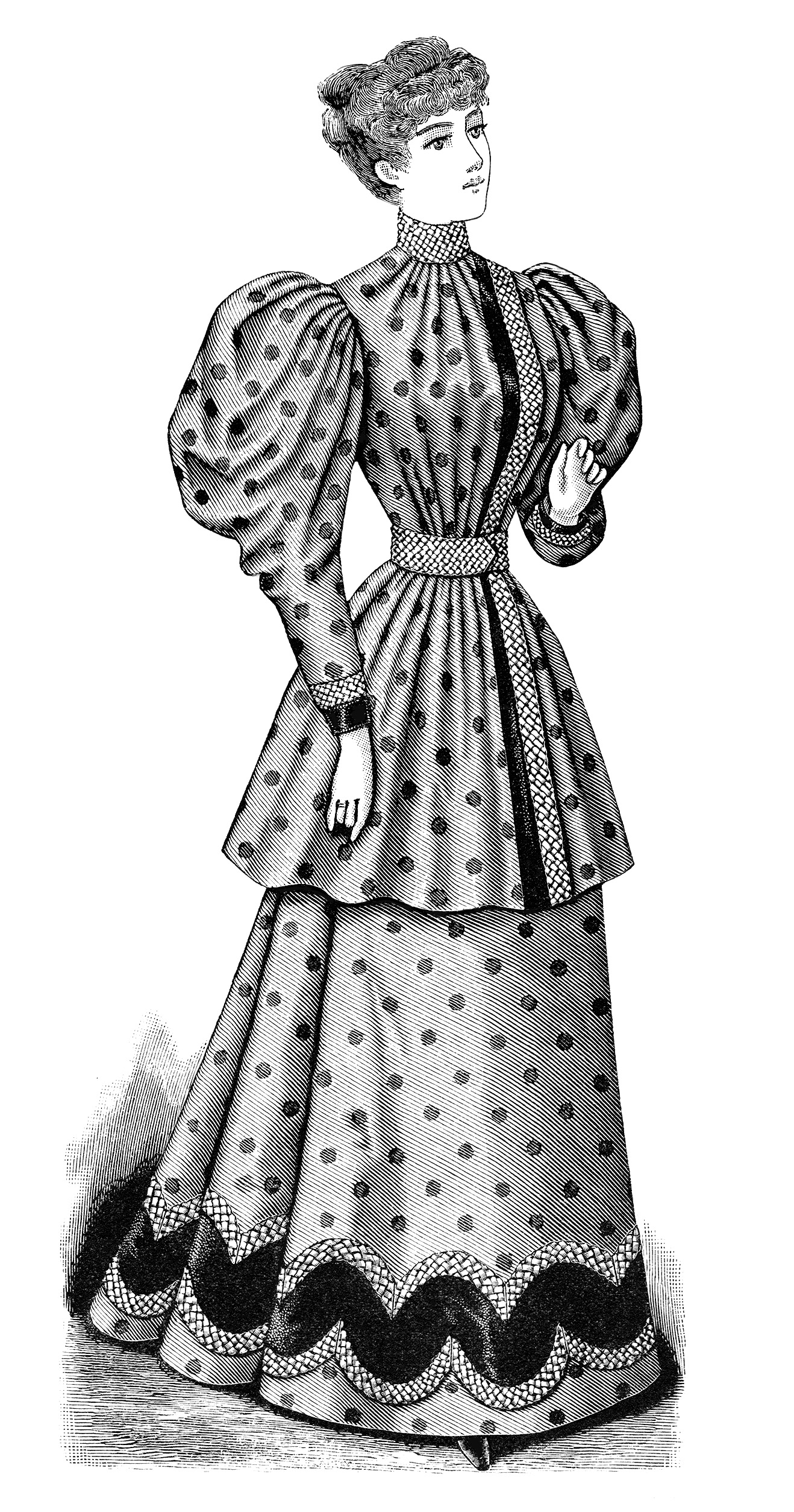 Free Victorian Women Cliparts, Download Free Clip Art, Free.