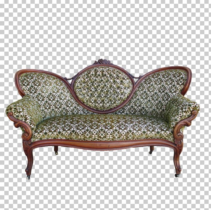 Victorian Era Couch Furniture Chair Living Room PNG, Clipart.