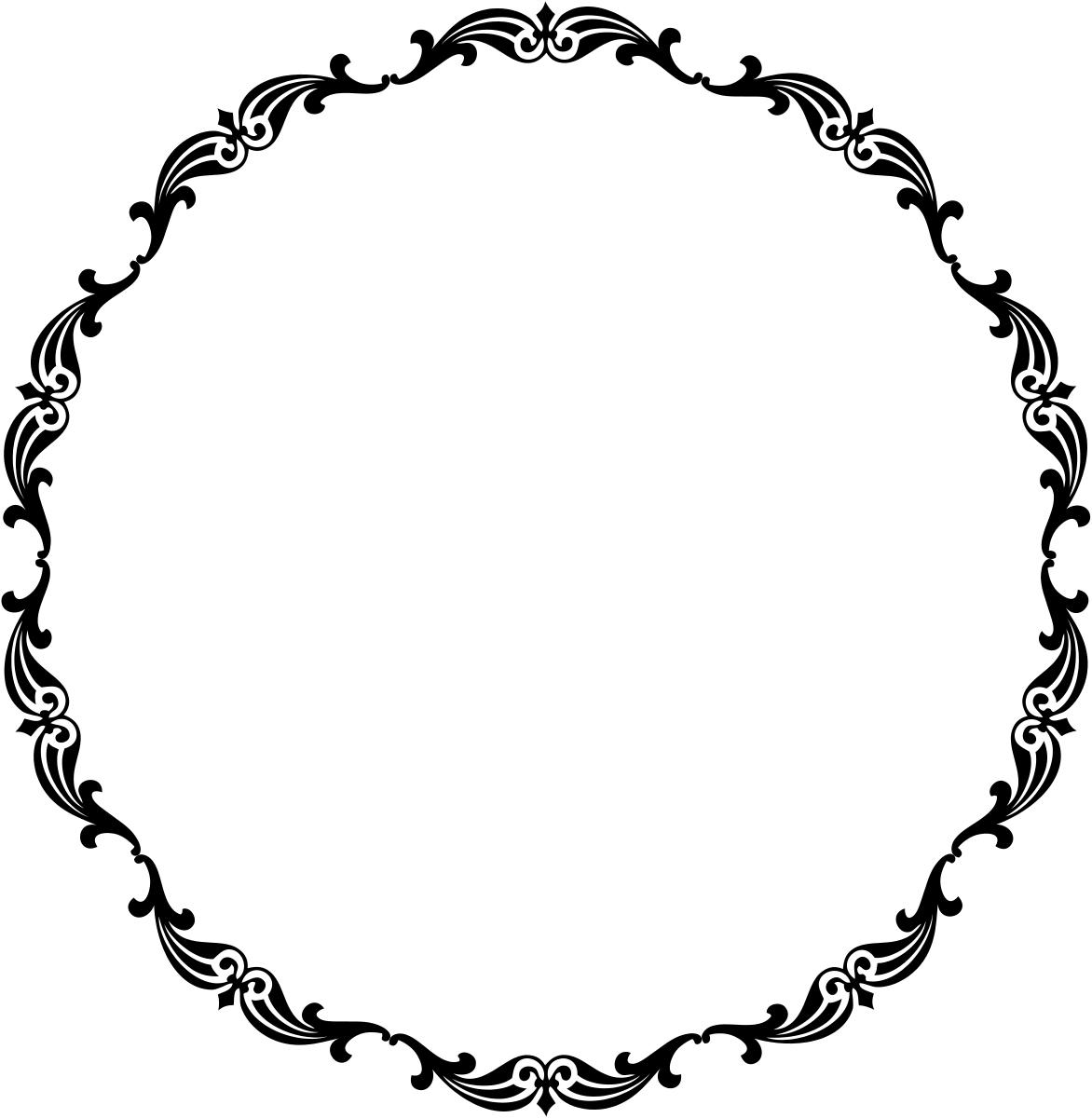 Victorian Handle circle.