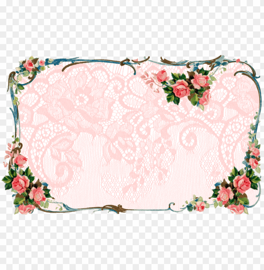 matching victorian rose banner and facebook jpg transparent.