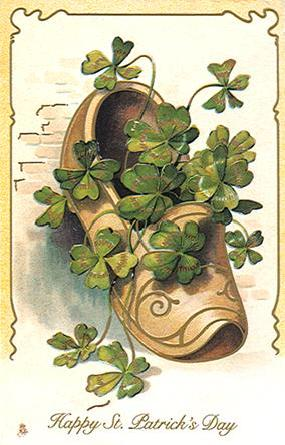 Free St. Patrick\'s Day Clipart.