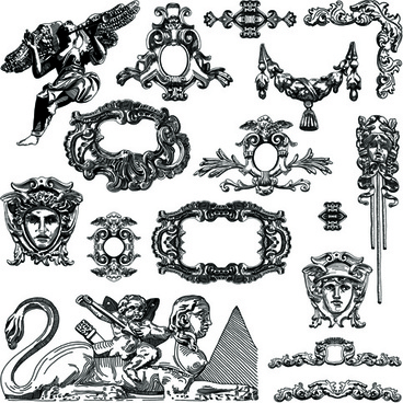 Victorian free vector download (437 Free vector) for.