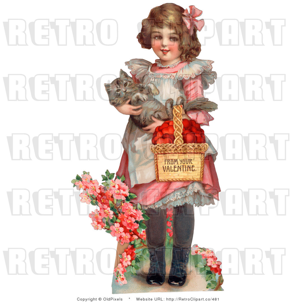 Similiar Victorian Valentine Clip Art Girls Keywords.