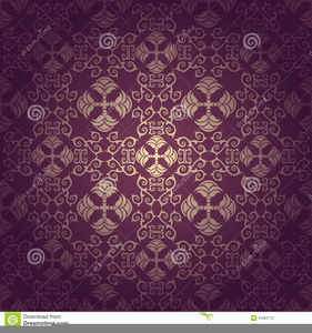 Purple Victorian Wallpaper.