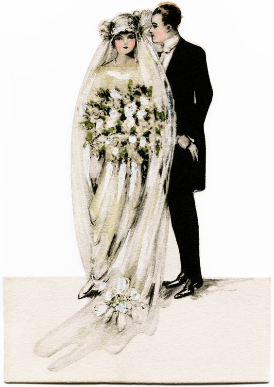 Free Victorian Wedding Cliparts, Download Free Clip Art.