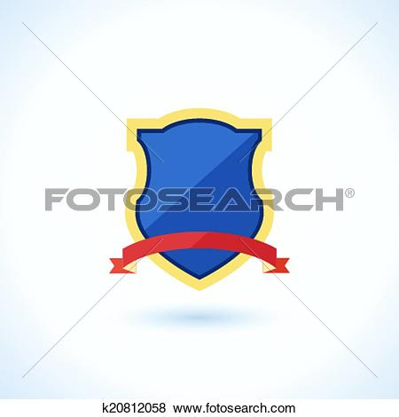 Clip Art of symbol of victories, awards and protection k20812058.