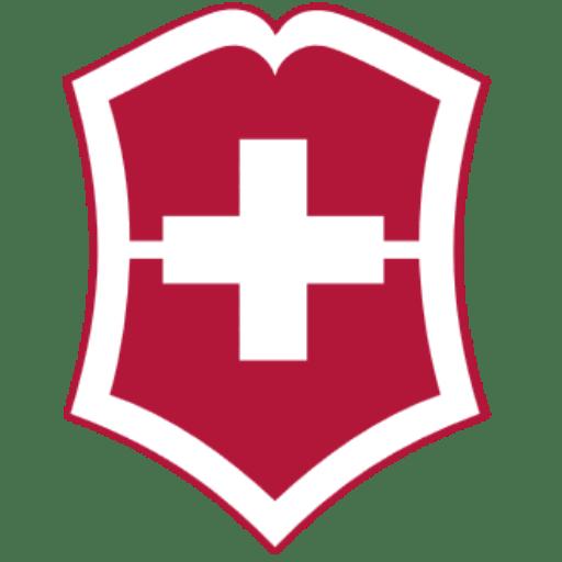 Victorinox Symbol Logo transparent PNG.