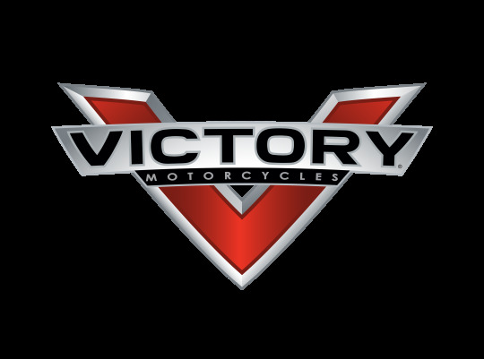Logo Victory Motorcycles.