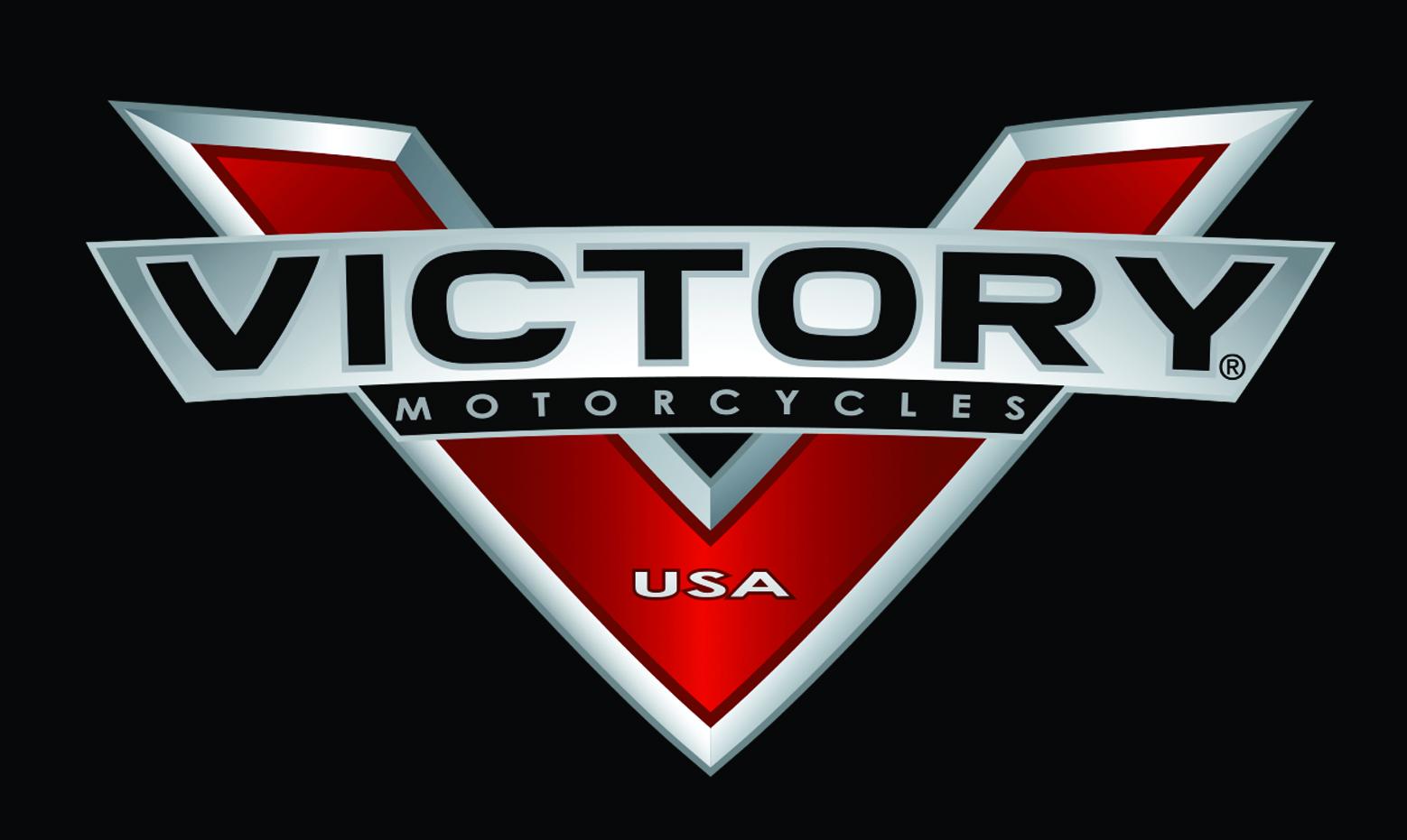 Victory motorcycles Logos.
